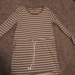 Stripped adorable dress