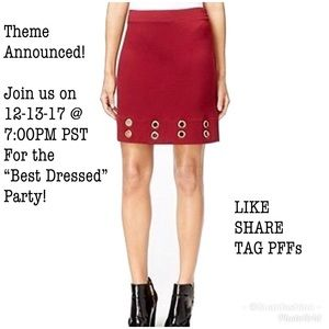 """Other - THEME ANNOUNCED! Join us for """"Best Dressed"""""""
