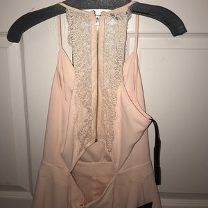 Bebe romper- NEW WITH TAGS