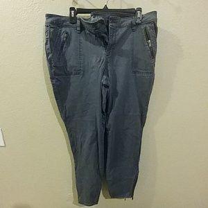 Old Navy Rockstar Skinny Ankle Pant