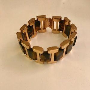 J.Crew Tortoise Bracelet