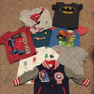 Other - Boys 12 & 18 month Lot