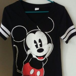 Disney's Mickey Mouse shirt