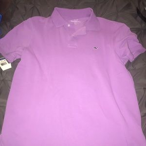 Classic Fit Men's Small Vineyard Vines Polo