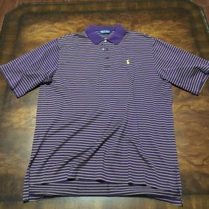 Polo Golf Ralph Lauren 100% Pima cotton polo shirt