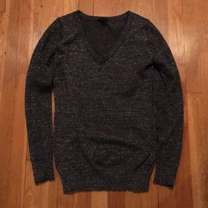 Sparkly sweater size large