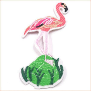 Accessories - Flamingo Patch