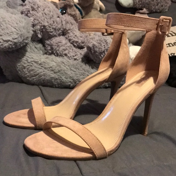 Forever 2 Wide Fit One Strap Heels
