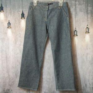 NWT J Crew Jeans Stretch Size 4 (Cropped)