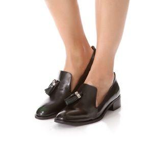 Jeffrey Campbell Lawford tassel loafer