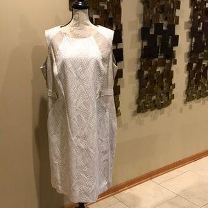 NWT Calvin Klein Sleeveless Dress