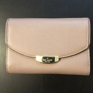 Kate Spade Callie, Mulberry Street Trifold wallet