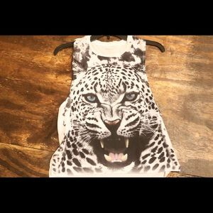 Tiger shirt from Express worn once!