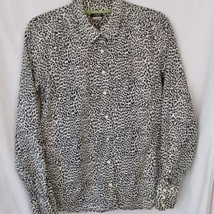 J. Crew Woman's Long Sleeve Button Up