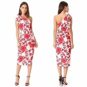 Keepsake Dream On - Floral Print Cocktail Dress