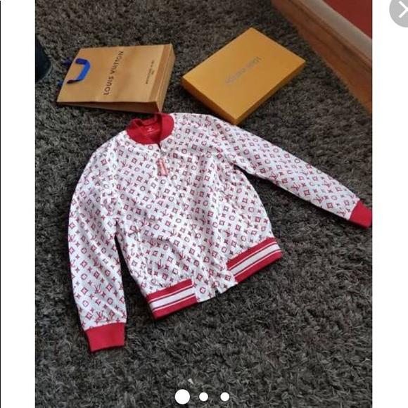 jacket Supreme Vuitton a Louie 1000real l1cuT3KFJ