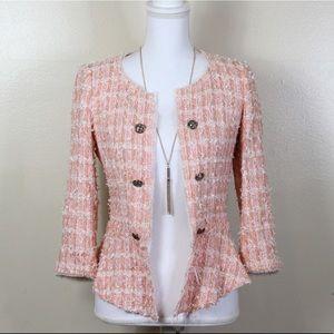 Zara Textured Blazer