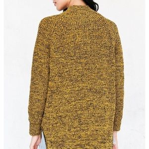 Urban Outfitters Turtleneck Waffle knit sweater