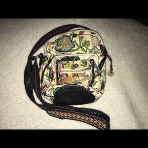 Sakroot purse