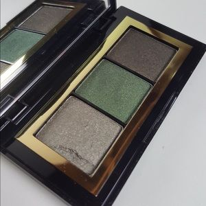 Bobbi brown forest metallic trio eyeshadow