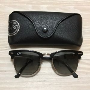 Ray Bans in ClubMaster
