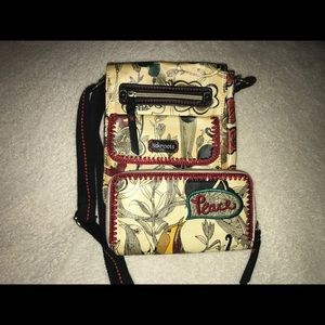 Sakroot purse and wallet