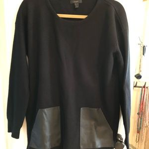 Jcrew tunic/sweater