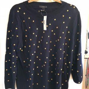 Jcrew sweater NWT