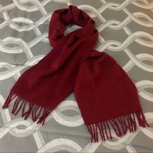 NWOTs 100% Cashmere Scarf