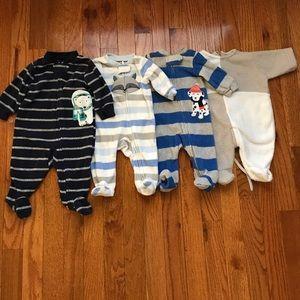 Other - Baby boys pajamas🙀