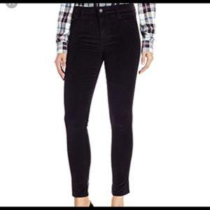 Skinny Corduroy Joe's Pants (Black Size 26)