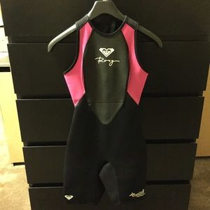Brand new Roxy Short Wetsuit