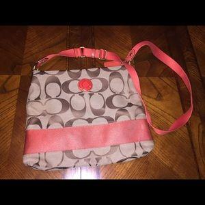 Cute Crossbody Coach Bag