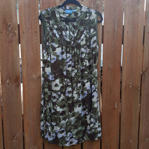Simply Vera Wang Tunic Dress Size XL