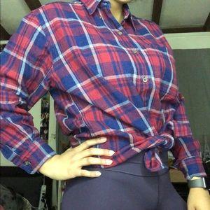 L.L. Bean thick flannel