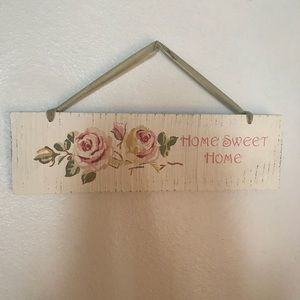 Other - Shabby Chic wall hanging decor