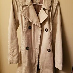 Old Navy 3/4 length Twill Jacket