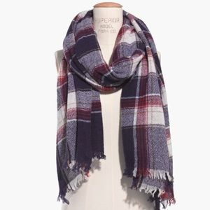 Madewell Rangeplaid Scarf