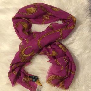 Ralph lauren scarf