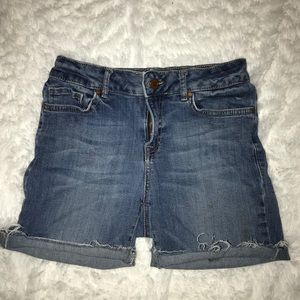 Forever 22 cut-off jean shorts