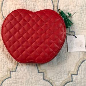 Tartan+Twine Apple Cosmetic Case/Makeup Bag