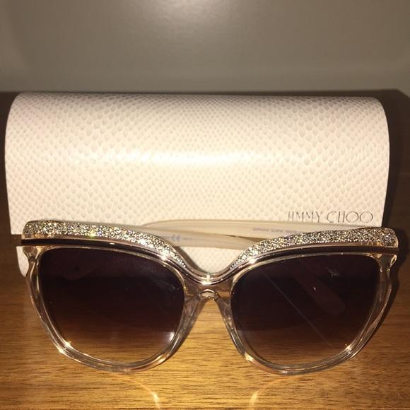 d4b8d47cb61 Jimmy Choo Accessories - Authentic jimmy choo sunglasses