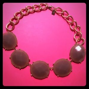 14th & Union Gold Statement Necklace