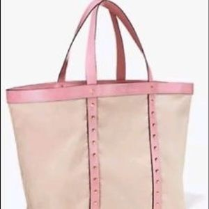 💥BF Sale Week💥VS Cream Canvas Bag