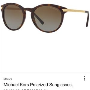 Brand new MK sunglasses!