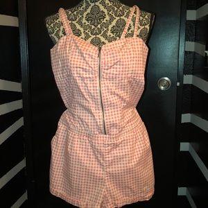 H&M Pink Romper