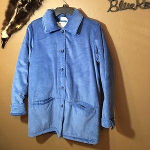 Cozy vintage corduroy coat