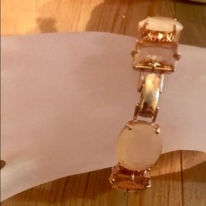 Kate Spade MulticolorStones/Gold Color Bracelet