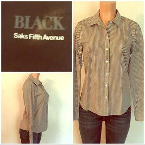 NWOT - Saks Fifth Avenue Black Label - 8