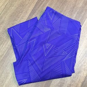 Old Navy Active Patterned Leggings